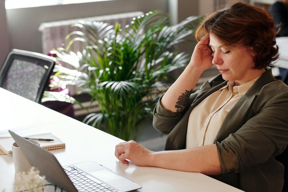 Menopausa e vampate di calore